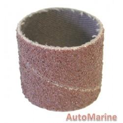 Drum Abrasive - 40 Grit - Diameter 25.4mm