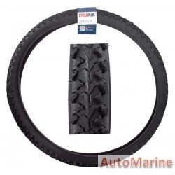 "Mountain Bike Tyre 26"" x 1.95"""