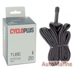 """Bicycle Tube - 20"""" x 1.75""""-2.125"""""""