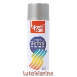 Aerosol Spray Paint - Silver - 400ml