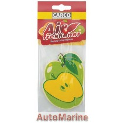 Car Perfume - Apple - 10 Pieces