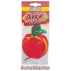 Car Perfume - Peach - 10 Pieces