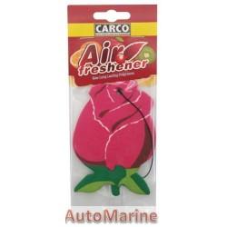 Car Perfume - Rose - 10 Pieces