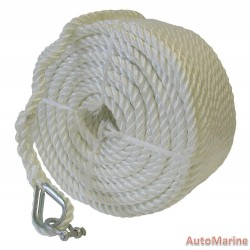 Anchor Rope - Polyester - 10mm x 50m
