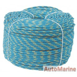 Braided Rope - Polyester - 4mm x 160m