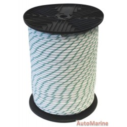Braided Rope - Polyester - 8mm x 200m