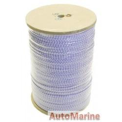 Ski Rope - Blue/White - 7mm x 800m