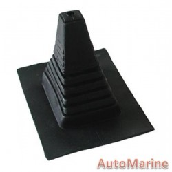 Gear Boot Cover - Black