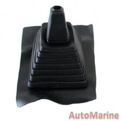 Gear Boot Cover (Offset) - Black
