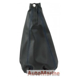 Gear Boot Cover - Black / Blue