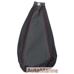 Gear Boot Cover - Black / Grey
