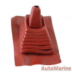 Gear Boot Cover (Offset) - Tan