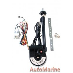 Fully Automatic Car Aerial - 12 Volt