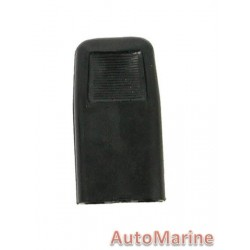 Square Door Lock Pins for Toyota Hilux / HiAce / Corolla- Black