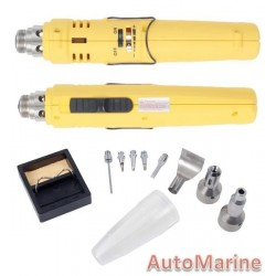 Butane Soldering Iron with 6 Tips