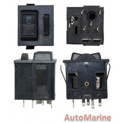 Head Lamp Switch for Volkswagen Jetta 1