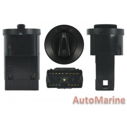 Head Lamp Switch for Volkswagen Jetta 4