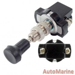 Push / Pull Switch - 16 Amp - Long