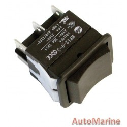 Rocker Switch for Electric Hoist - 220 Volt