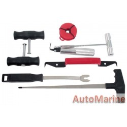 Windscreen Removal Tool Set