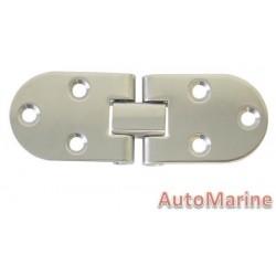 Door Hinge - 85.5mm x 30mm - Stainless Steel
