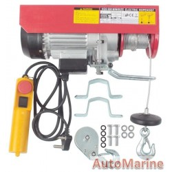 250 - 500kg Electric Hoist