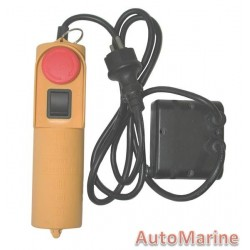 Spare Remote for Electric Hoist