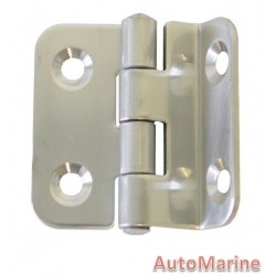 Butt Hinge - 37mm x 35mm - Stainless Steel