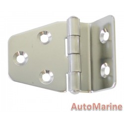 Butt Hinge - 40mm x 49mm - Stainless Steel