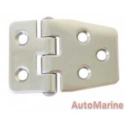 Short Side Hinge - 60mm x 40mm - 316 Stainless Steel