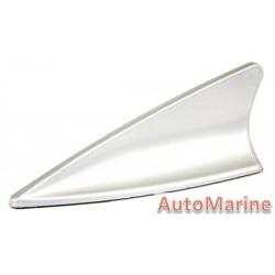 Imitation Shark Fin Aerial - Silver