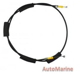 Toyota Quantum Rear Door Lock Cable