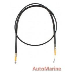 Toyota Quantum Lower Sliding Door Cable