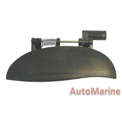 Hyundai Atos Exterior Front Door Handle - Left