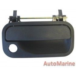 Opel Corsa MK2 Front Exterior Door Handle - Right
