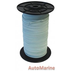 Bungee Rope (5mm x 200m) [Green / White]