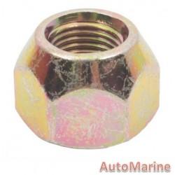Standard Wheel Nut [21mm x 12mm x 1.25mm]