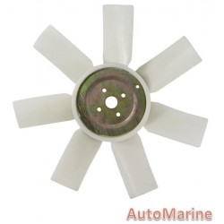 Isuzu KB26 350mm Radiator Fan Blade