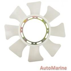 Mitsubishi Space Gear (2.4) / Colt (2.0) [1997►] Radiator Fan Blade