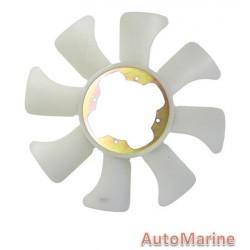 Nissan 1 Tonner (2.5D / 2.7D / TD27) Radiator Fan Blade