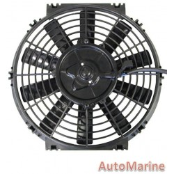 Universal 10 Inch Radiator Fan - 12 Volt