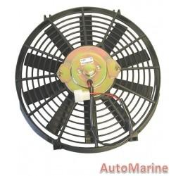 Universal 12 Inch Radiator Fan - 12 Volt