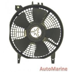Toyota Corolla (AE110)(1.6 Manual) Air Con Radiator Fan