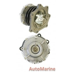 Nissan (TD25)(TD27)(W/P) Viscous Fan Clutch