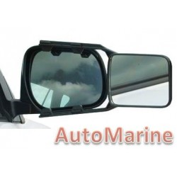 Clip On Towing Mirror (Single)