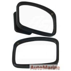 Blind Spot Mirror (2 Piece) - Adjustable