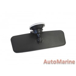 Universal Suction Mount Rear View Mirror