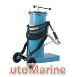Grease Pump - Foot Operated - 6kg