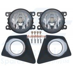 Ford Ecosport 2013 Onward Spot Lamp Set