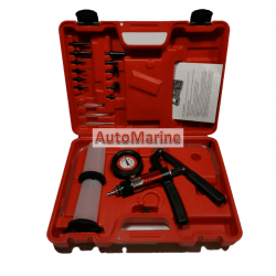 Vacumm Pressure Pump Brake Bleeding Kit
